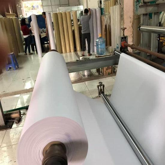Sản xuất giấy sơ đồ may